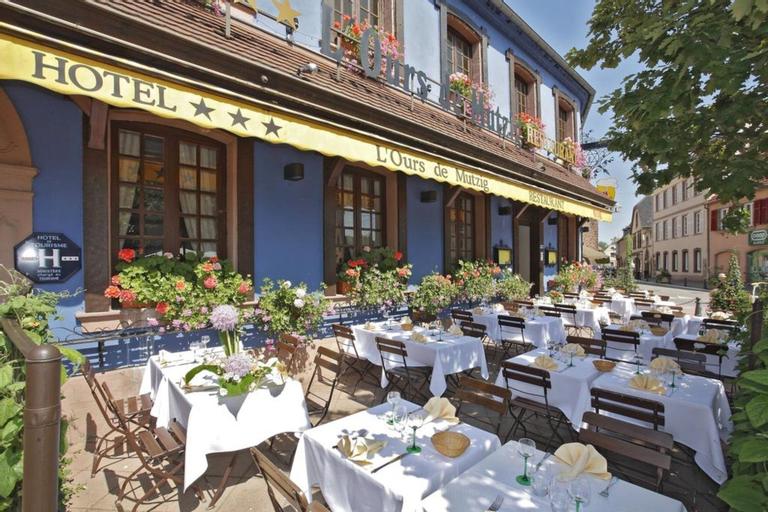 Hotel L'Ours De Mutzig, Bas-Rhin