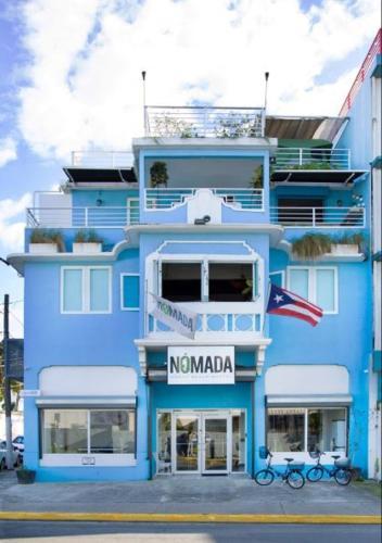 Nomada Urban Beach Hostel,