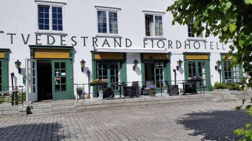 Tvedestrand Fjordhotell, Tvedestrand