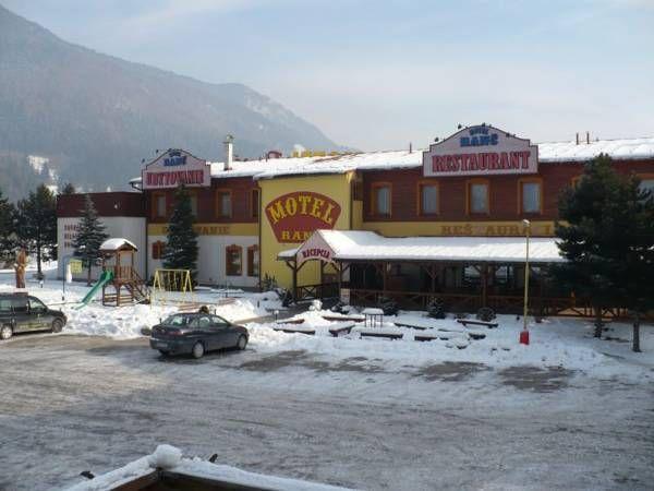 Motel Ranc, Ružomberok