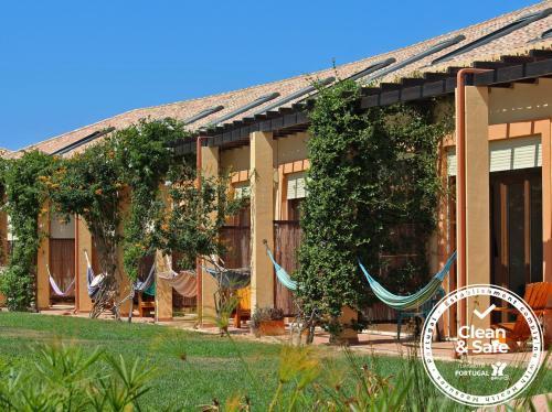 Casa do Vale da Lama EcoHotel & Retreat Centre in a farm, Lagos