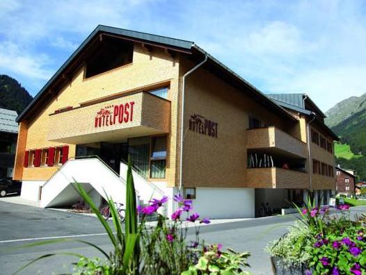 Alpenhotel Post, Bregenz