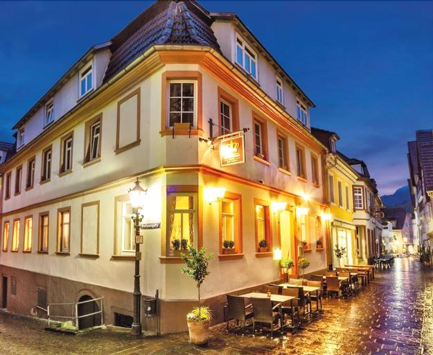 Hotel zur Krone, Bergstraße
