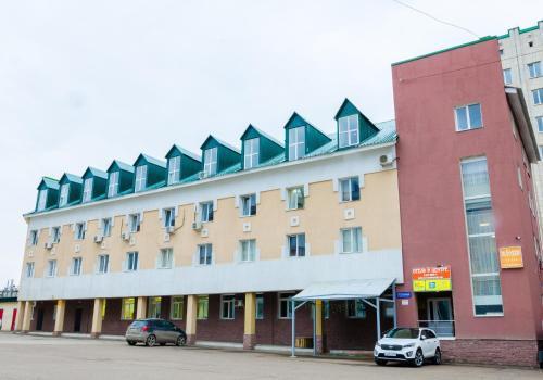 InCentre Hotel, Ufimskiy rayon