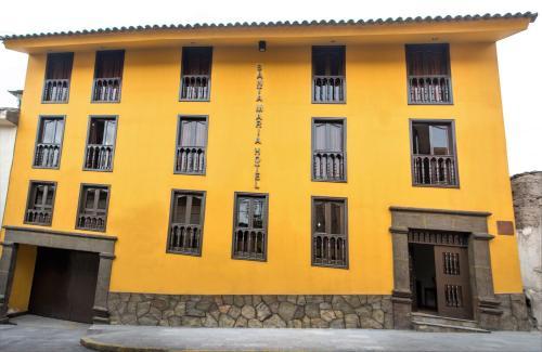 Santa Maria Hotel, Huamanga
