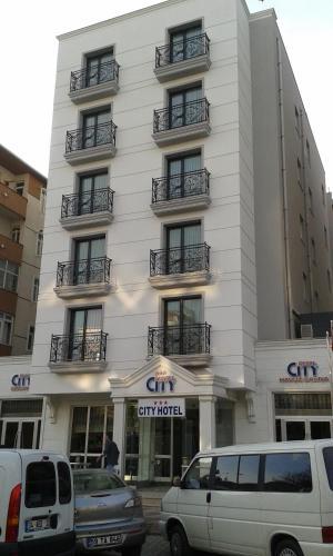Hotel City Cerkezkoy, Çerkezköy
