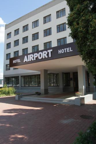 Hotel Airport, Kharkivs'ka
