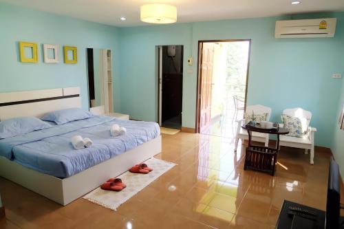 Green House at Trang Guesthouse, Muang Trang