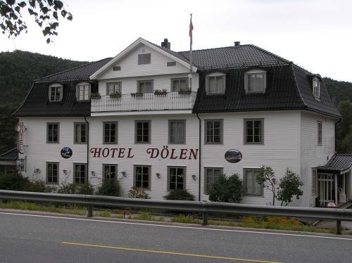 Dølen Hotel, Evje og Hornnes