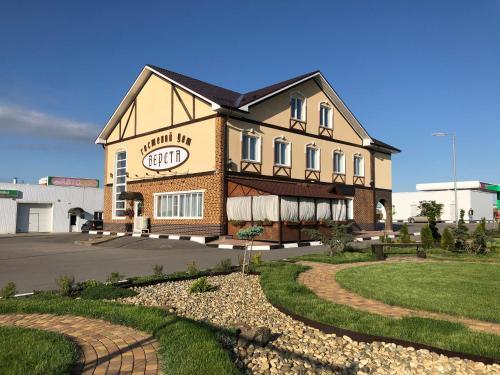 Гостевои дом Верста, Usmanskiy rayon