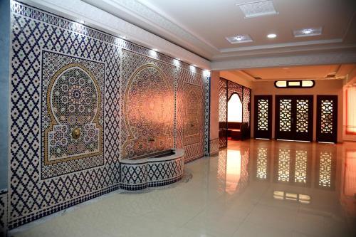 Hotel al Madina, Safi