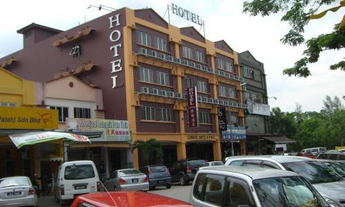 Linkway Hotel, Johor Bahru