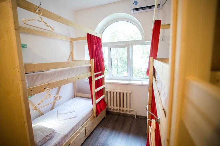 Tiger Hostel, Vladivostok gorsovet