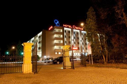 Hotel Cieplice, Jelenia Góra City