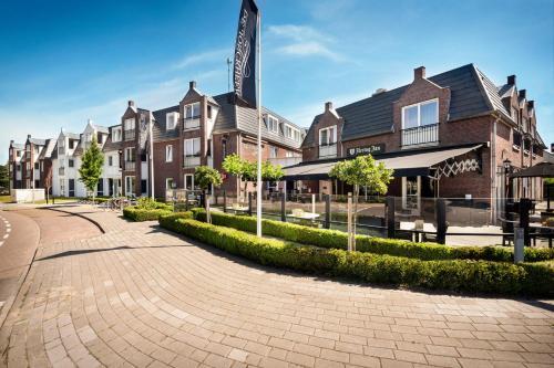 Grenshotel de Jonckheer, Woensdrecht