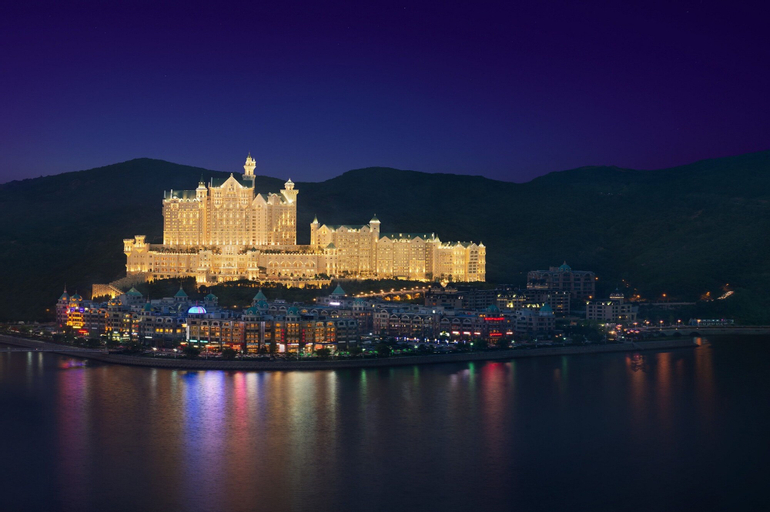 The Castle Apartment A Luxury Collection, Dalian
