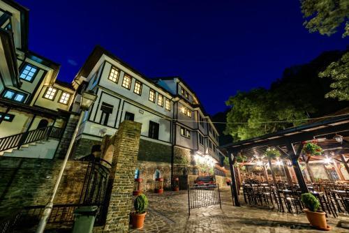 Hotel Manastir Sv. Joakim Osogovski,