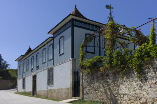 Casa de Cambres, Lamego