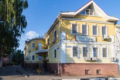 Hotel Joy, Nizhniy Novgorod gorsovet