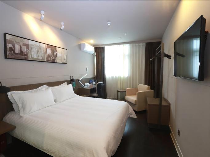 Jinjiang Inn Select Wanda Plazae East Shaoxing Station, Shangyu, Shaoxing