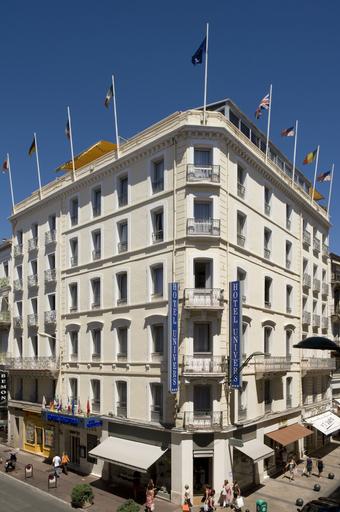 Hôtel Cannes Centre Univers (Futur Mercure), Alpes-Maritimes