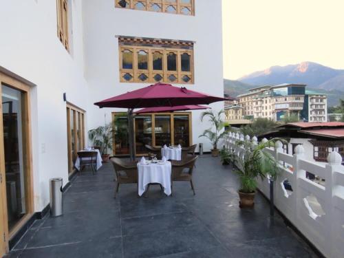 City Hotel Thimphu, Chang