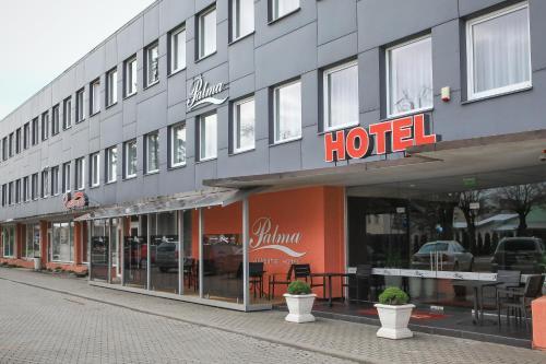 Hotel Palma, Mažeikių