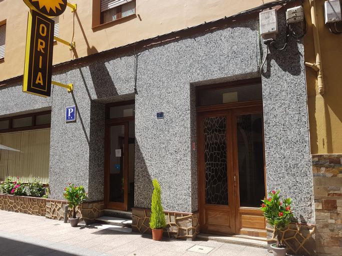 Pensión oria, Asturias