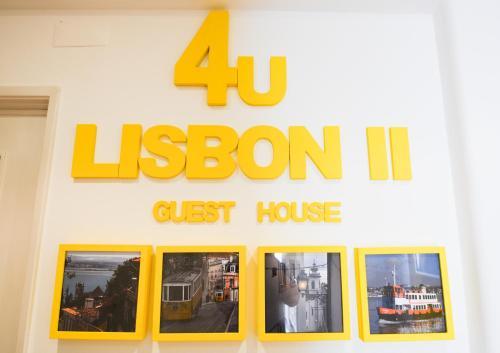 4U Lisbon II Guesthouse, Lisboa