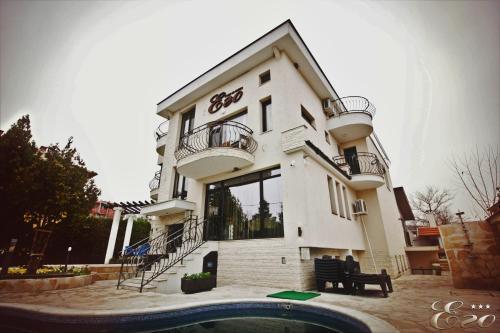 """Къща за гости """"Его"""", Mineralni Bani"""