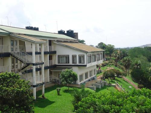 Brisk Hotel Triangle, Jinja