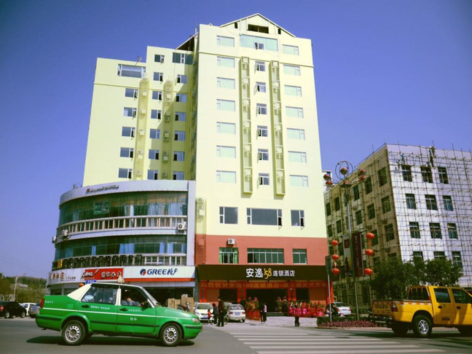 Ane 158 Hotel Suining Branch, Suining