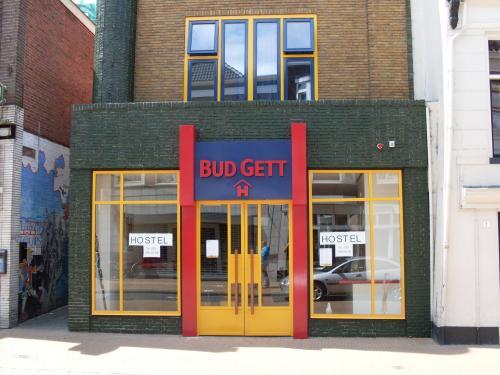 Bud Gett Hostels, Groningen