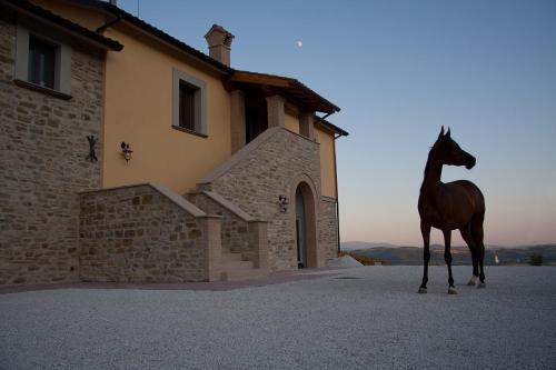 Agriturismo Il Moro, Perugia