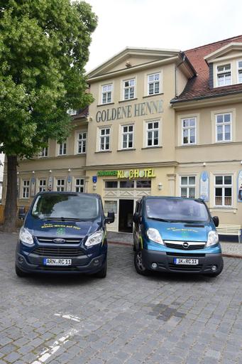 Thueringer Klosshotel Goldene Henne (Pet-friendly), Ilm-Kreis