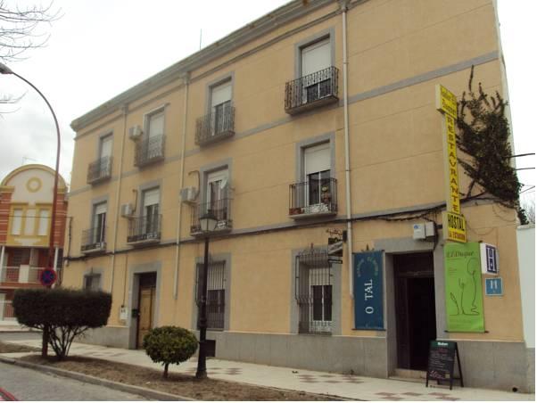 Hostal La Estacion, Cuenca