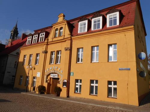 Hotel Lubavia, Kamienna