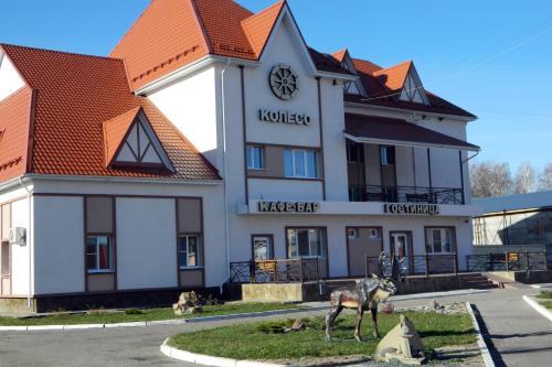 Koleso Hotel, Kamenka