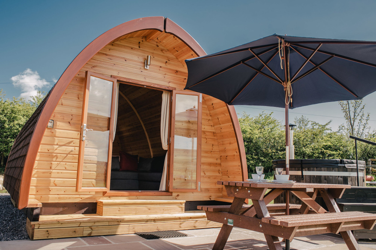 Wensleydale Glamping Pods, North Yorkshire