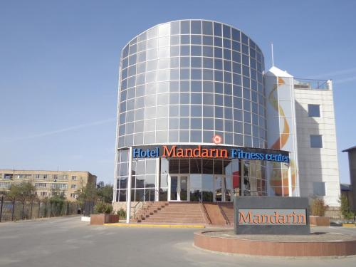 Hotel & Fitness Center MANDARIN, Aqtau