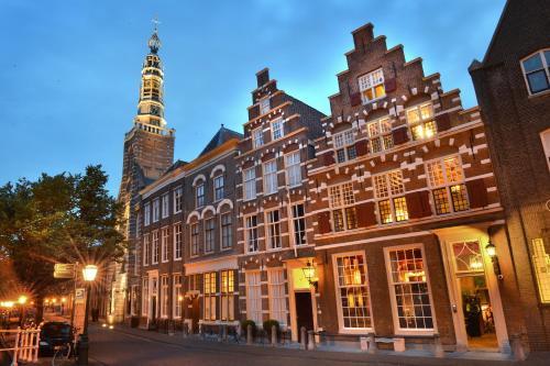 Boutique Hotel Steenhof Suites, Leiden