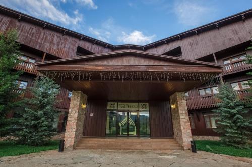 Country hotel Gladenkaya, Shushenskiy rayon