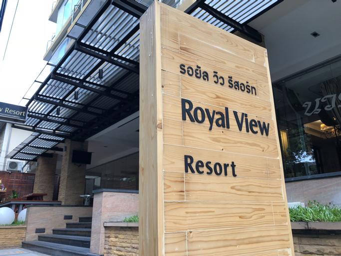 Royal View Resort, Ratchathewi