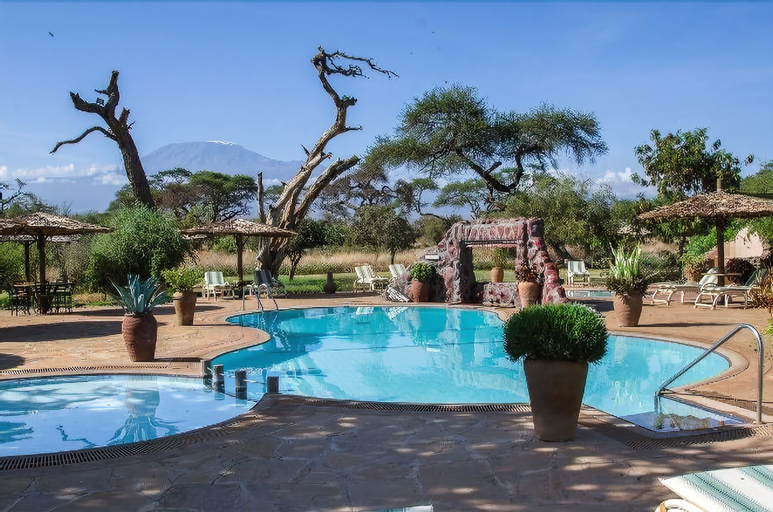 Sentrim Amboseli Lodge, Kajiado South