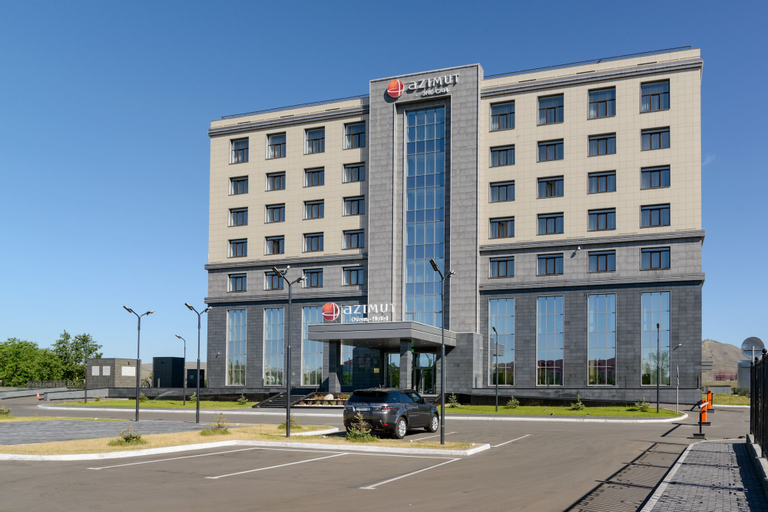 AZIMUT Hotel Kyzyl, Kyzyl
