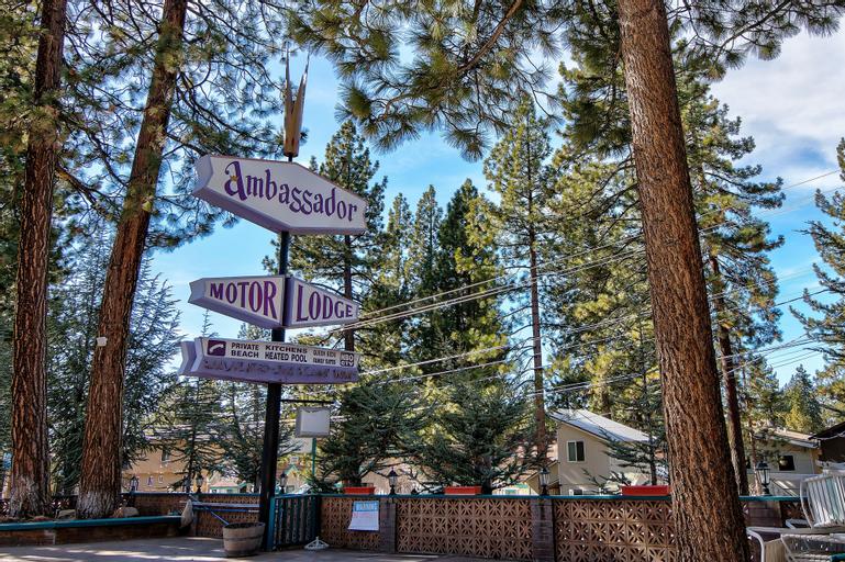 Lake Tahoe Ambassador Lodge, El Dorado