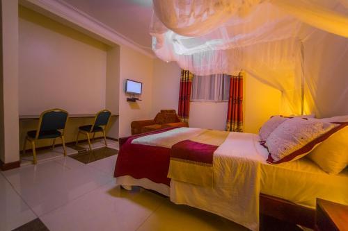 Hotel Royal Nest Entebbe, Entebbe