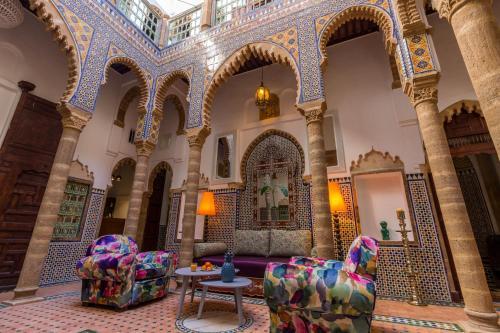Riad Zeina, Rabat