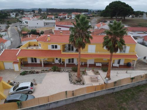 Casa das Palmas, Óbidos
