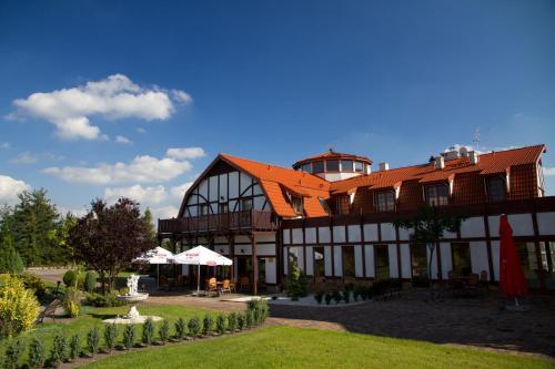 Hotel Karolinka, Krapkowice